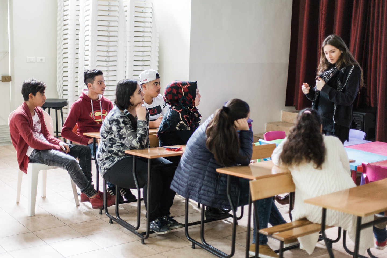Youth Club, JRS, Lebanon